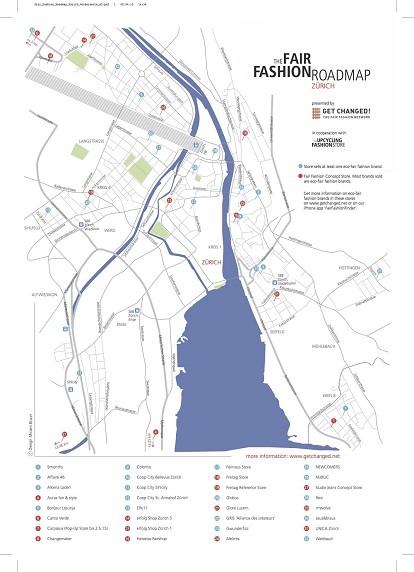 Map-Zürich