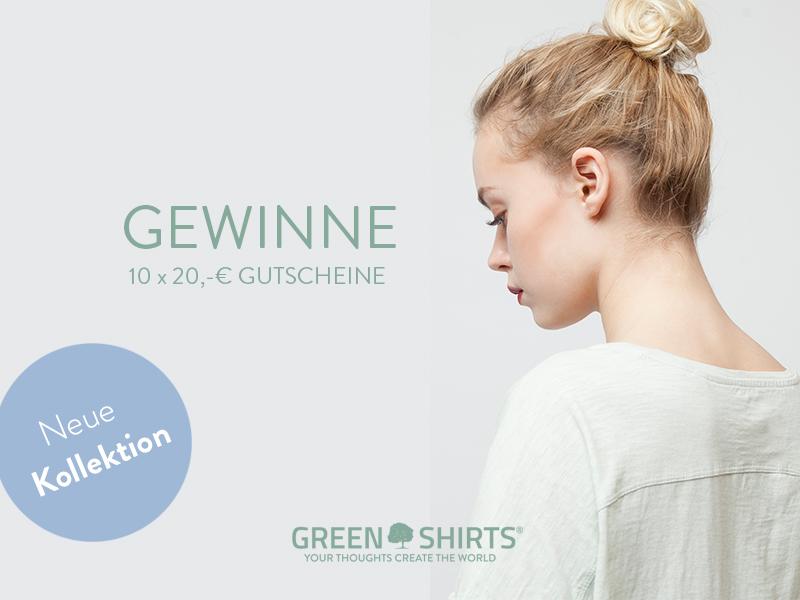 Green-Shirts-Gutscheine