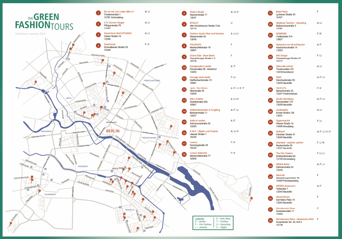 GREEN FASHION TOURS Map Berlin – Blog